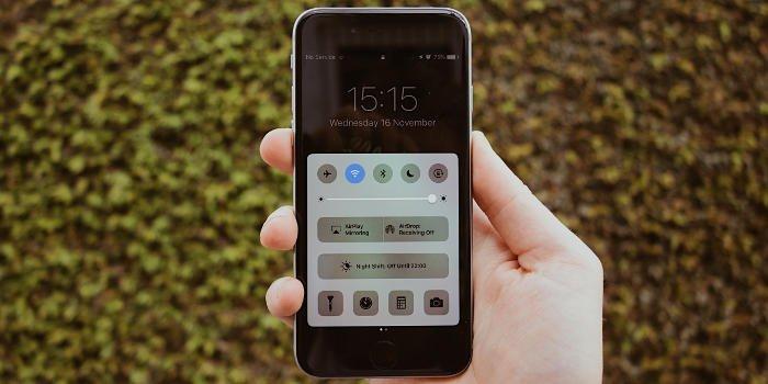 Smartphone mit Prepaid-Tarif