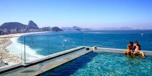 Hotel mit Swimmingpool in Rio de Janairo