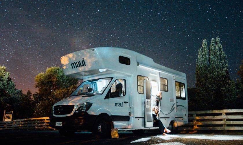Mit dem Camper durch Deutschland reisen